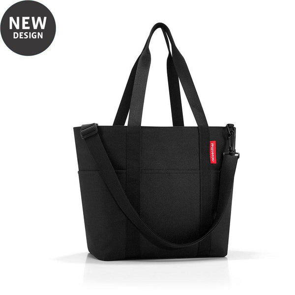 Reisenthel® Shoulder Multibag | Black - KaryKase