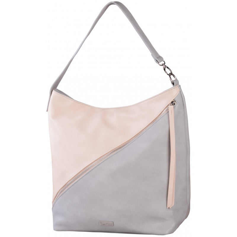 Pierre Cardin Nicola Hobo | Grey/Dusty Pink - KaryKase