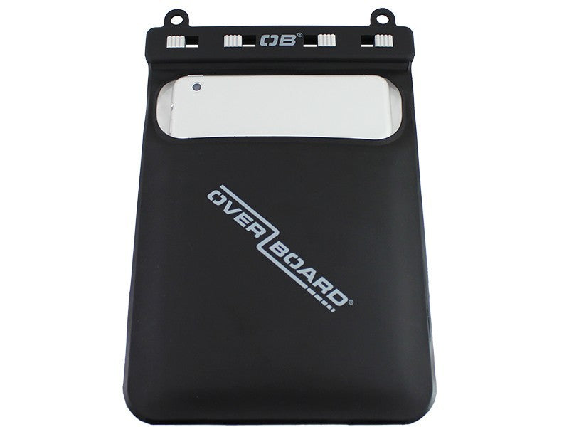 OverBoard Waterproof iPad Mini Case with Shoulder Strap | Black - KaryKase