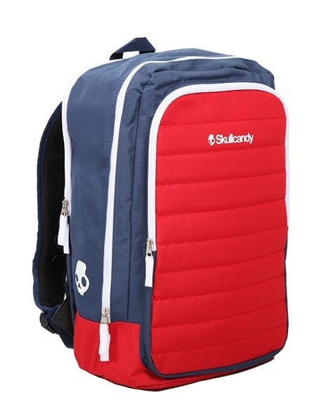 Skullcandy Hesh Backpack | Blue/Red