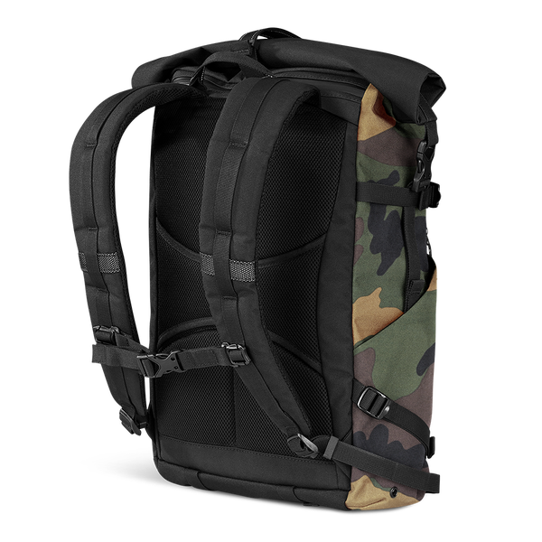 Ogio Alpha Core Convoy 525r Rolltop Backpack | Woodland Camo