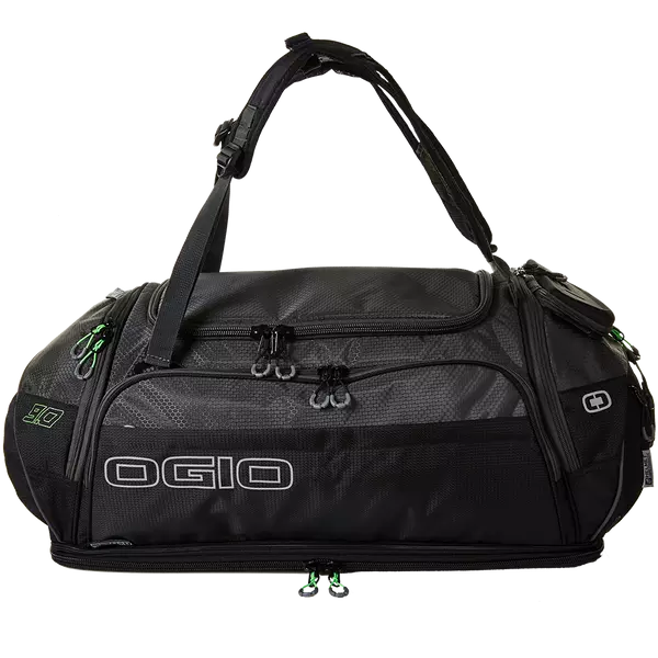 Ogio Endurance 9.0 Gym Bag | Black/Charcoal