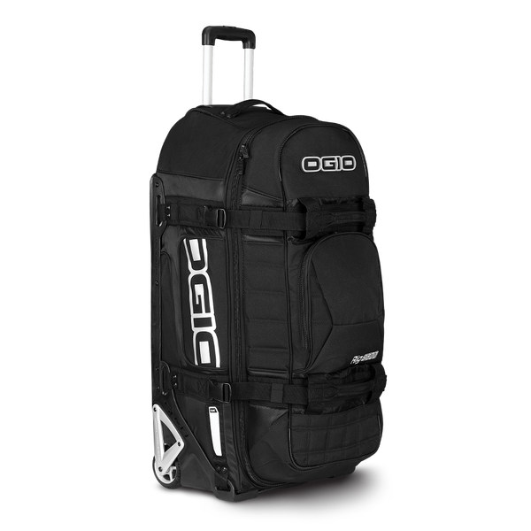 Ogio Rig 9800 Rolling Travel Bag | Black