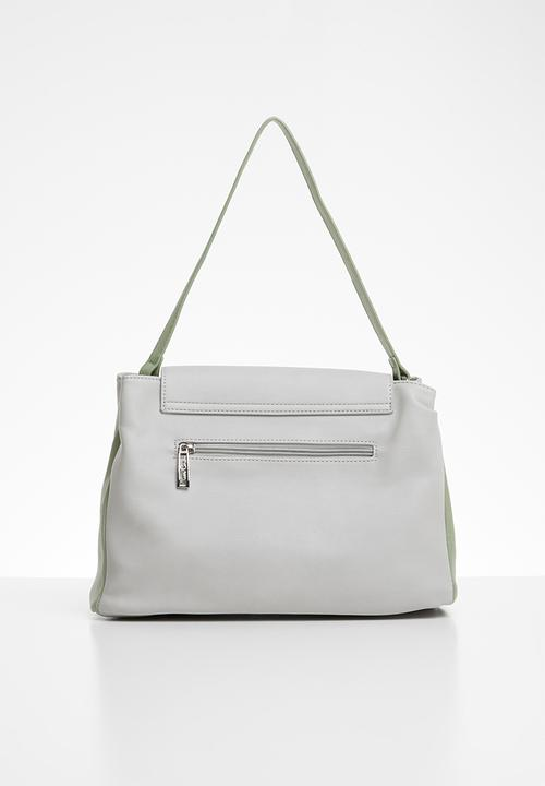 Pierre Cardin Caroline Crossbody Bag | Grey - KaryKase