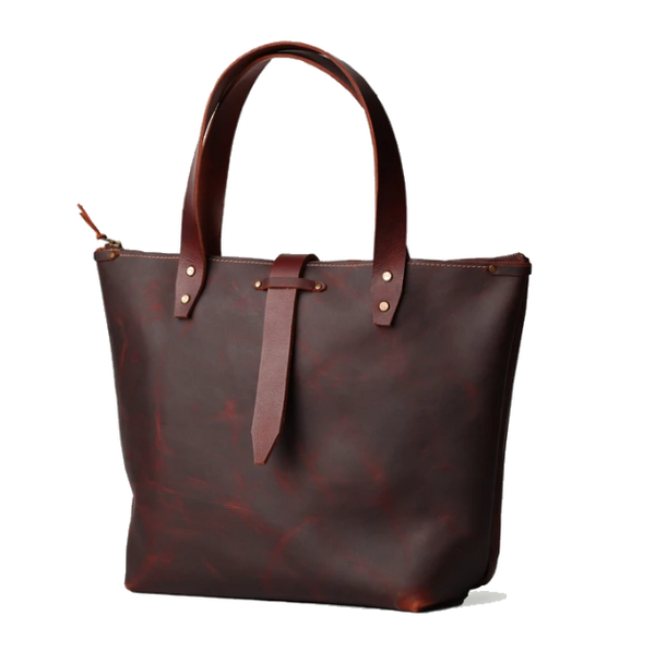 Bark And Mill Original Shopper Handbag | Chocolate - KaryKase