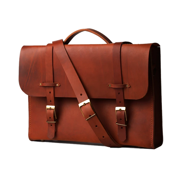 Bark And Mill Classic Laptop Bag - KaryKase