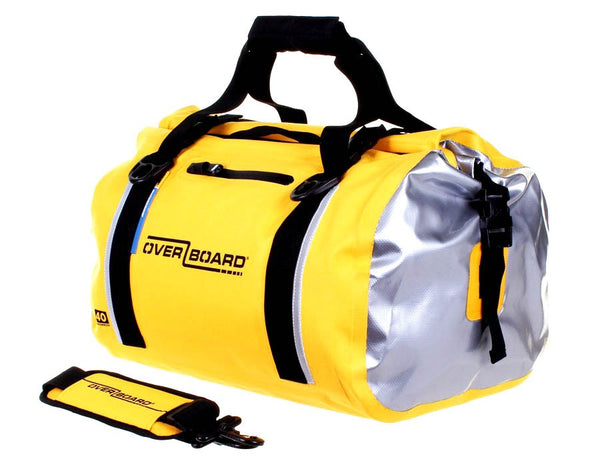 OverBoard Classic Waterproof 40L Duffel Bag |Yello