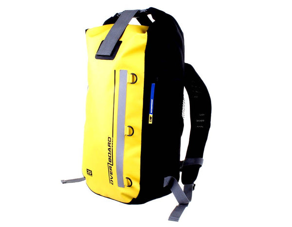 OverBoard Classic Waterproof 20L Backpack | Yellow - KaryKase