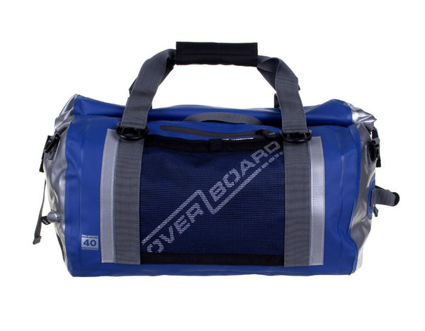 OverBoard Pro-Sport Waterproof 40L Duffel Bag | Blue