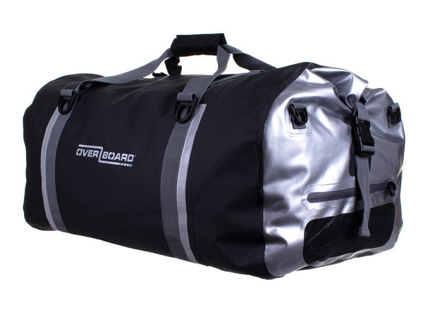 OverBoard Pro-Sport Waterproof 90L Duffel Bag | Black