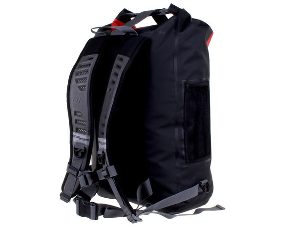 OverBoard Pro-Sports Waterproof 30L Backpack | Red