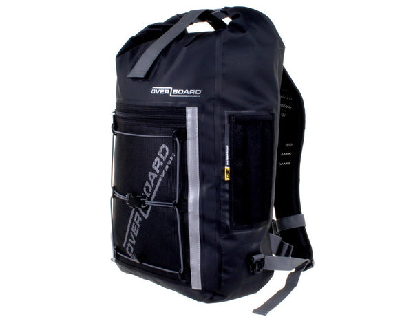 OverBoard Pro-Sports Waterproof 30L Backpack | Black