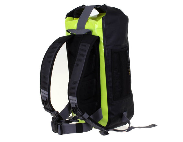 OverBoard Pro-Vis Waterproof 20L Backpack | Yellow