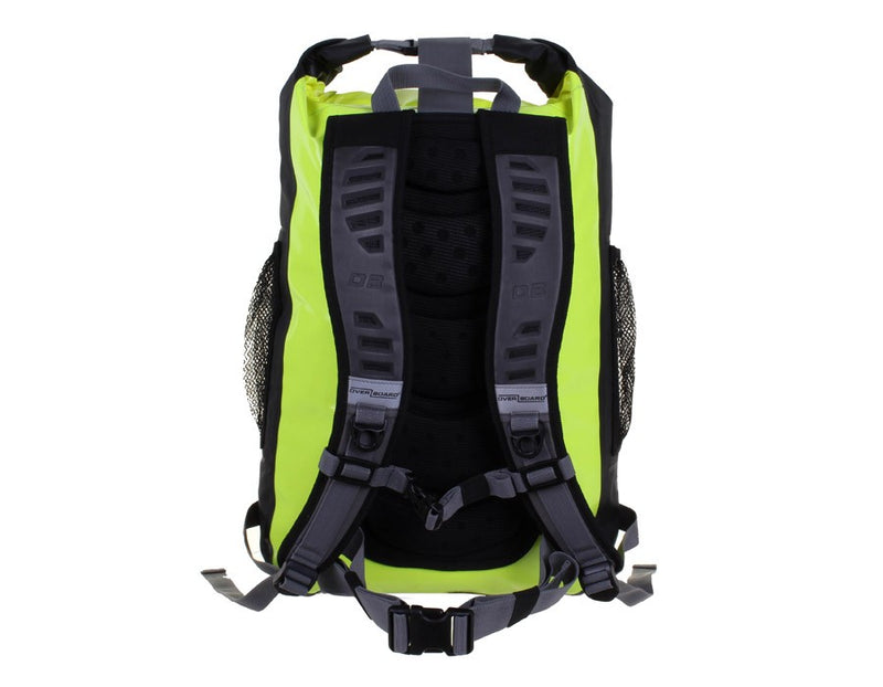 OverBoard Pro-Vis Waterproof 30L Backpack | Yellow - KaryKase