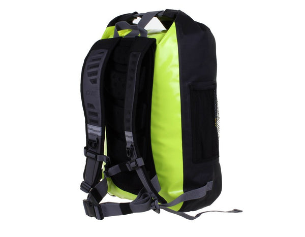 OverBoard Pro-Vis Waterproof 30L Backpack | Yellow