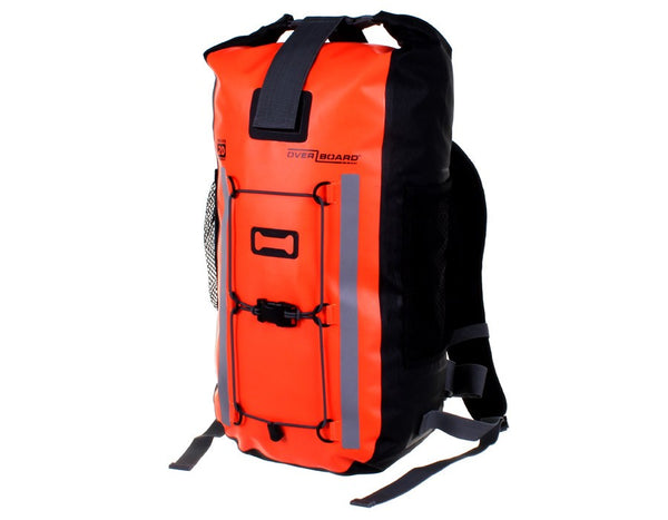 OverBoard Pro-Vis Waterproof 20L Backpack | Orange