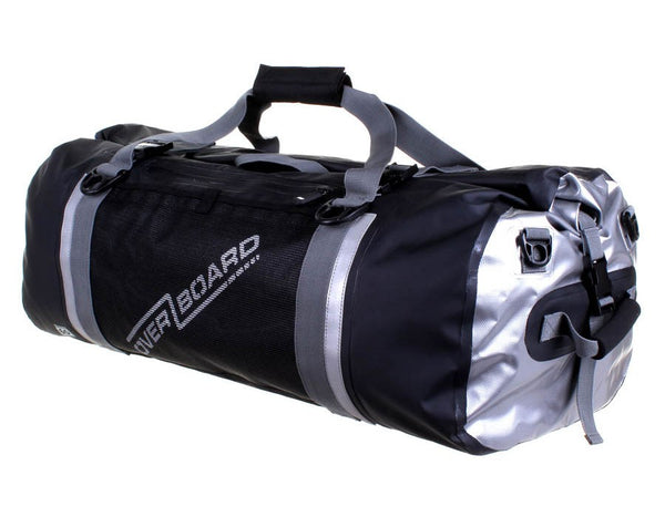 OverBoard Pro-Sport Waterproof 60L Duffel Bag | Black