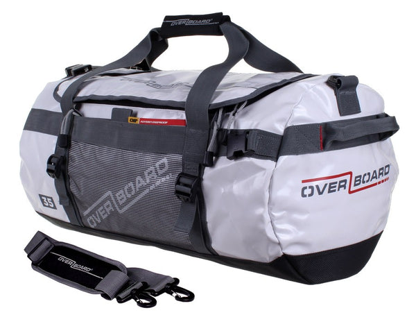 OverBoard Adventure Duffel - 35 Litres | White