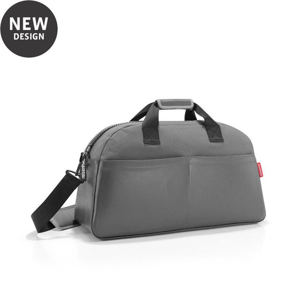 Reisenthel® Canvas Overnighter | Grey - KaryKase