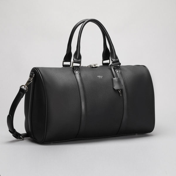 Polo Lyon Small Travel Duffel Bag(45cm) | Black - KaryKase