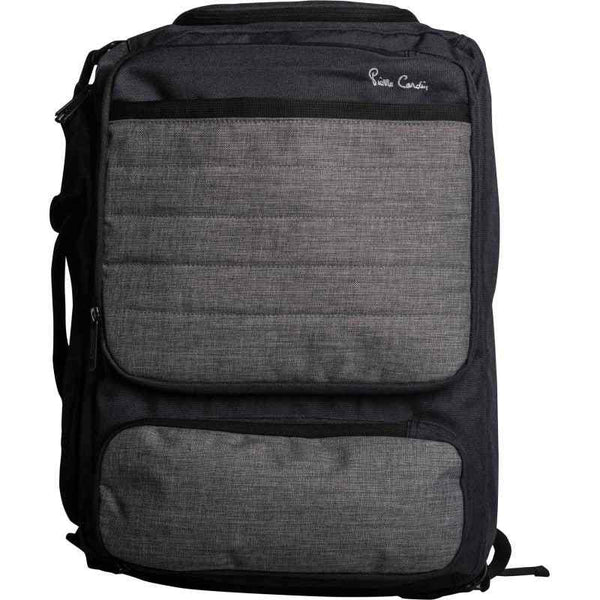 "Pierre Cardin Dual Function 14""-15"" Laptop Backpack 