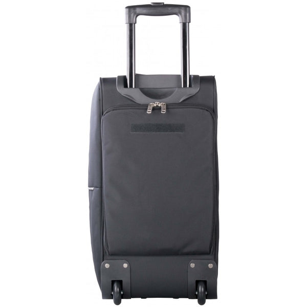Pierre Cardin Trolley Duffel Backpack Small | Black - KaryKase