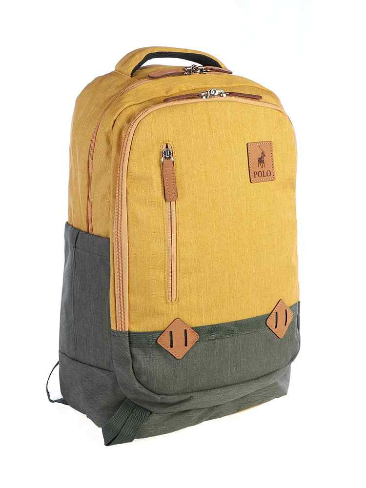 Polo Ruxton Backpack | Yellow - KaryKase