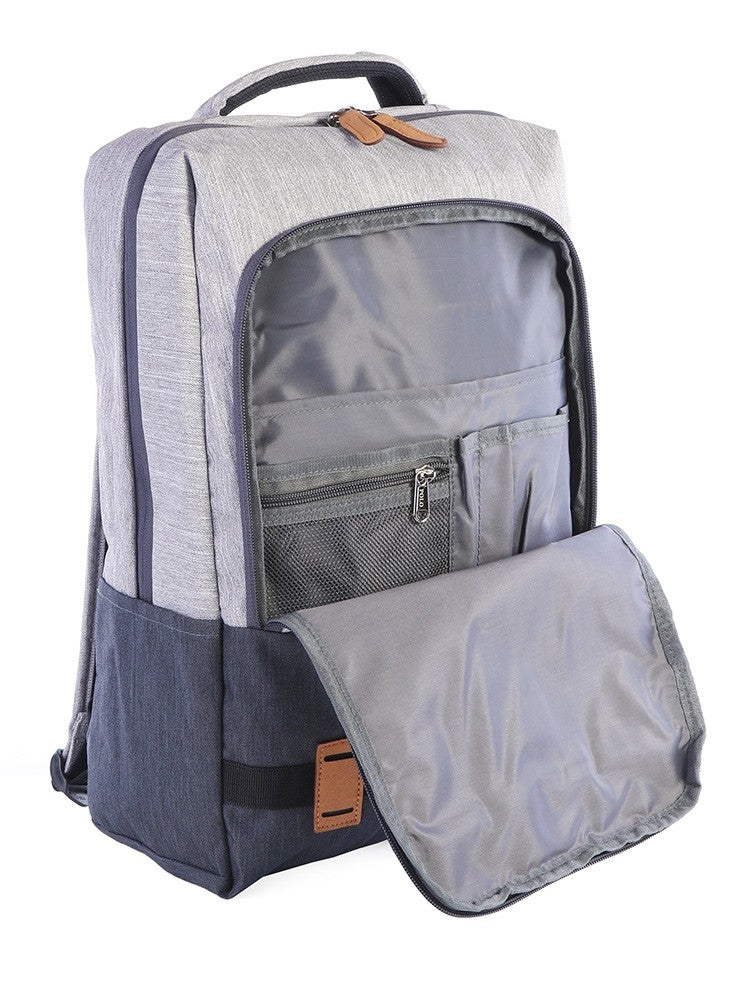 Polo Ruxton Rectangle Backpack | Grey - KaryKase