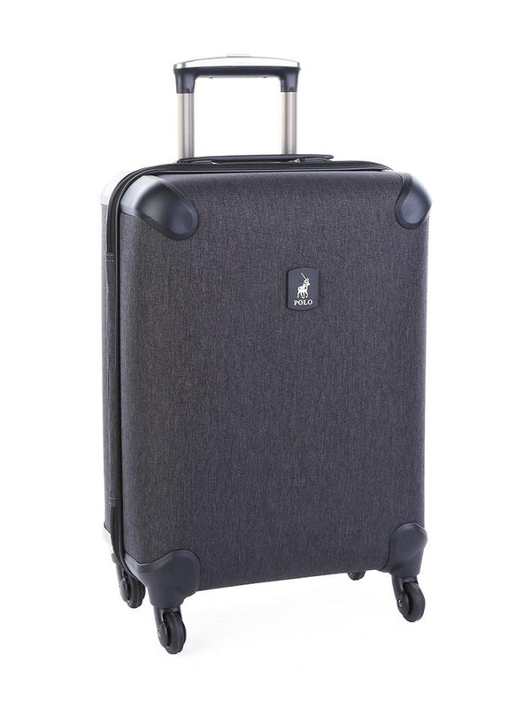 Polo Classic Double Pack 55cm Carry On | Charcoal - KaryKase