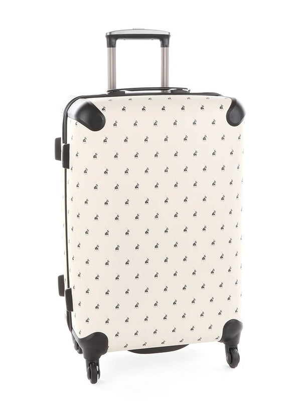 Polo Classic Double Pack 66cm Medium Trolley | Beige