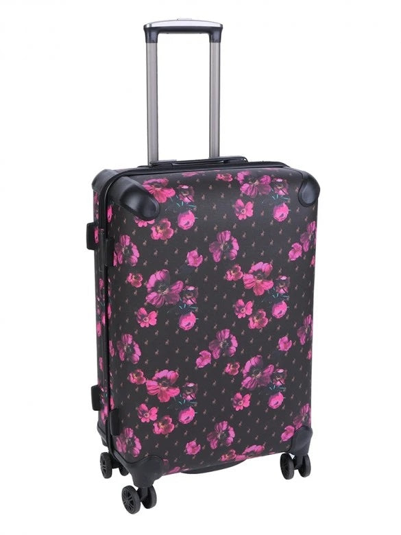 Polo Classic Double Pack 66cm Medium Trolley | Floral - KaryKase