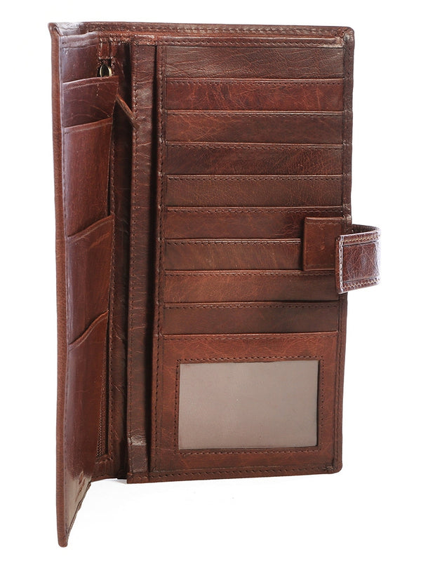 Polo Hamilton Travel Wallet | Brown