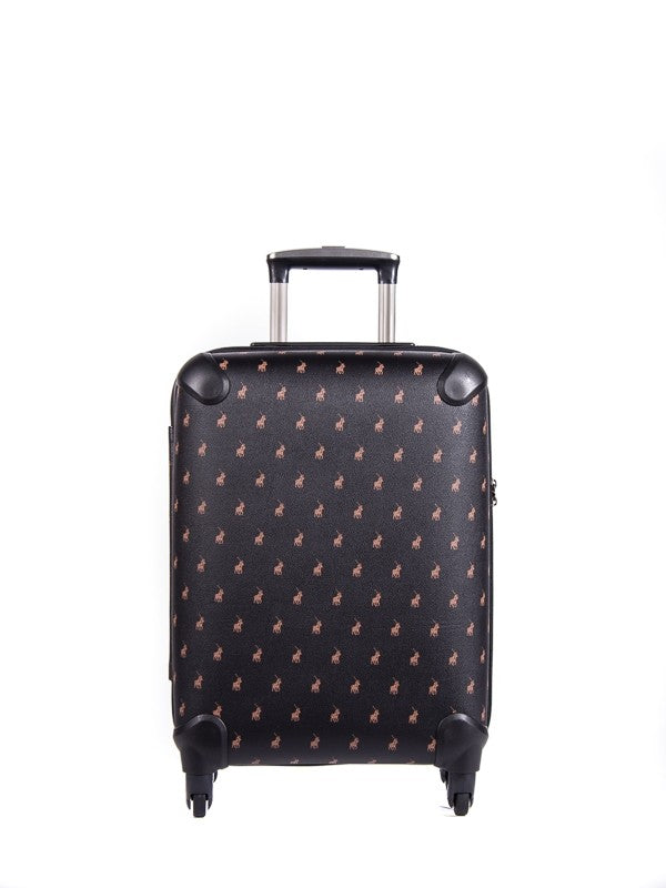 Polo Classic Double Pack 55cm Carry On | Black - KaryKase