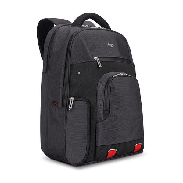 Solo Stealth Backpack 15.6″ | Black - KaryKase