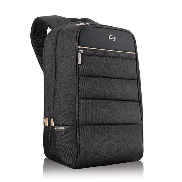 Solo Transit Laptop Backpack | Black - KaryKase