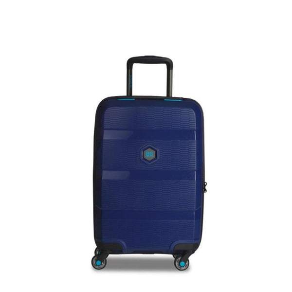 BG Berlin Zip2  55cm Carry-on Spinner | Jazz Blue - KaryKase
