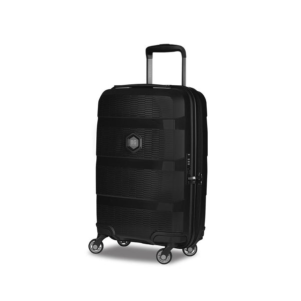 BG Berlin Zip2  55cm Carry-on Spinner | Black - KaryKase