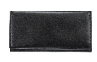 Adpel Leather Ladies Purse | Black - KaryKase
