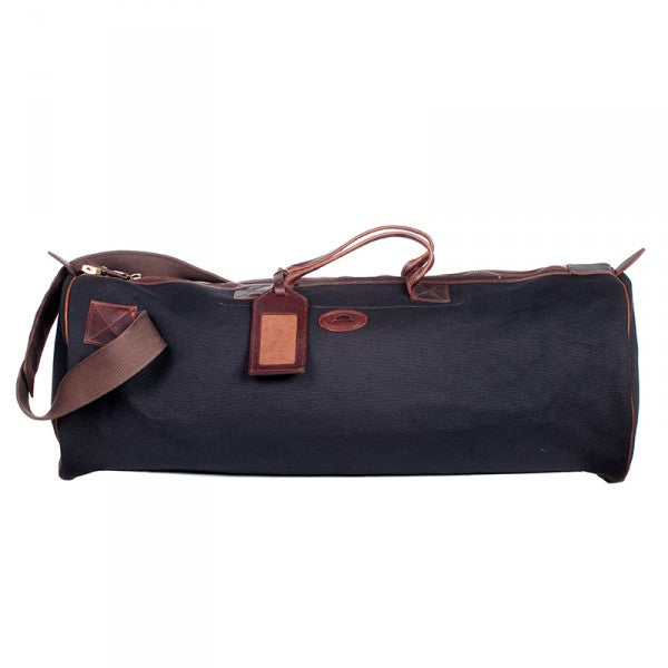 Melvill & Moon Safari Duffel Bag (MED) | Black - KaryKase