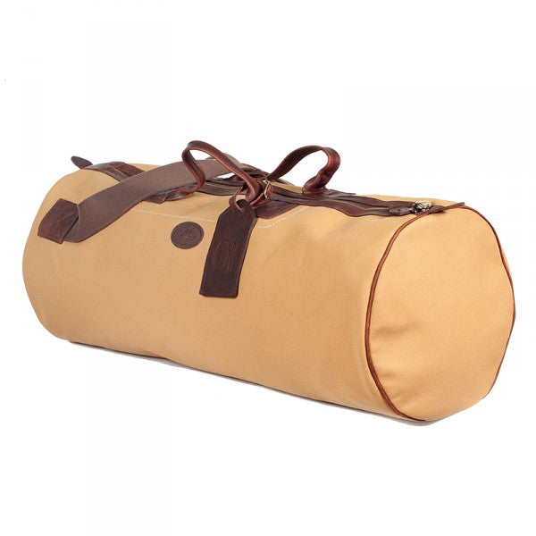 Melvill & Moon Safari Duffel Bag (MED) | Khaki