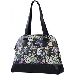 Pierre Cardin Savanna Structured Dome Bag | Floral - KaryKase