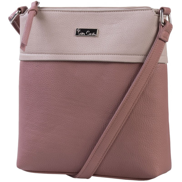 Pierre Cardin Serena Crossbody | Dusty Purple/Taupe - KaryKase