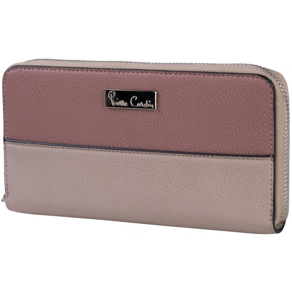 Pierre Cardin Serena Purse | Purple/Taupe - KaryKase
