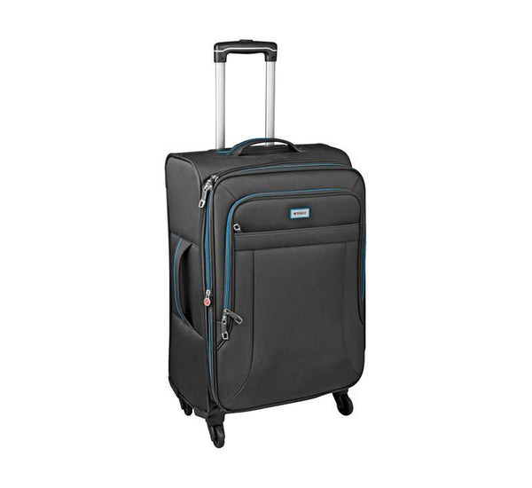 Tosca Platinum Expandable 60cm Medium Spinner | Grey - KaryKase