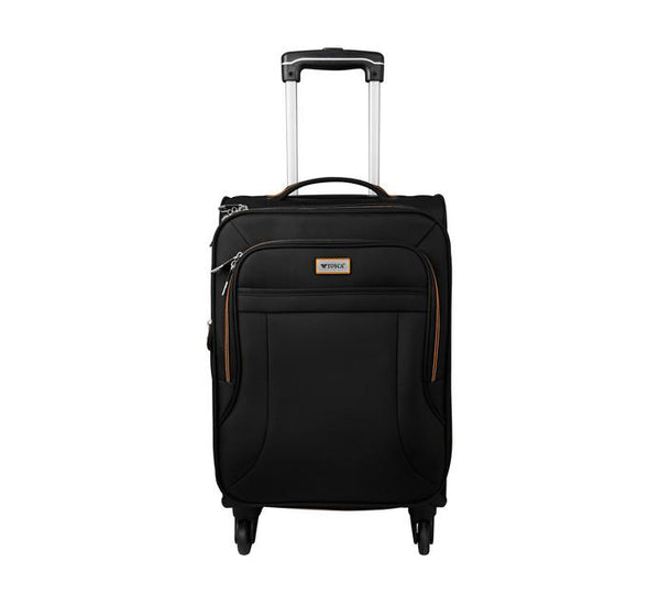 Tosca Platinum Expandable 50cm Cabin Spinner | Black
