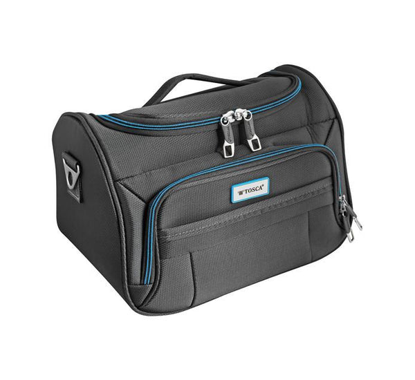 Tosca Platinum Vanity Case | Grey