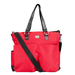Tosca Baby Nappy Bag | Red - KaryKase