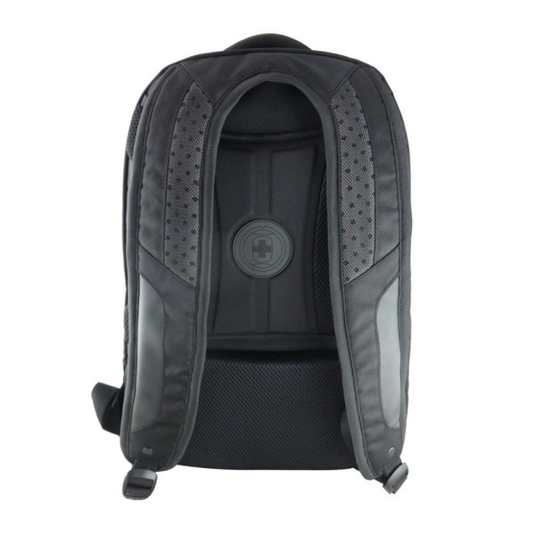 "Swiss Digital Simm Deluxe 15"" Travel Business Backpack 