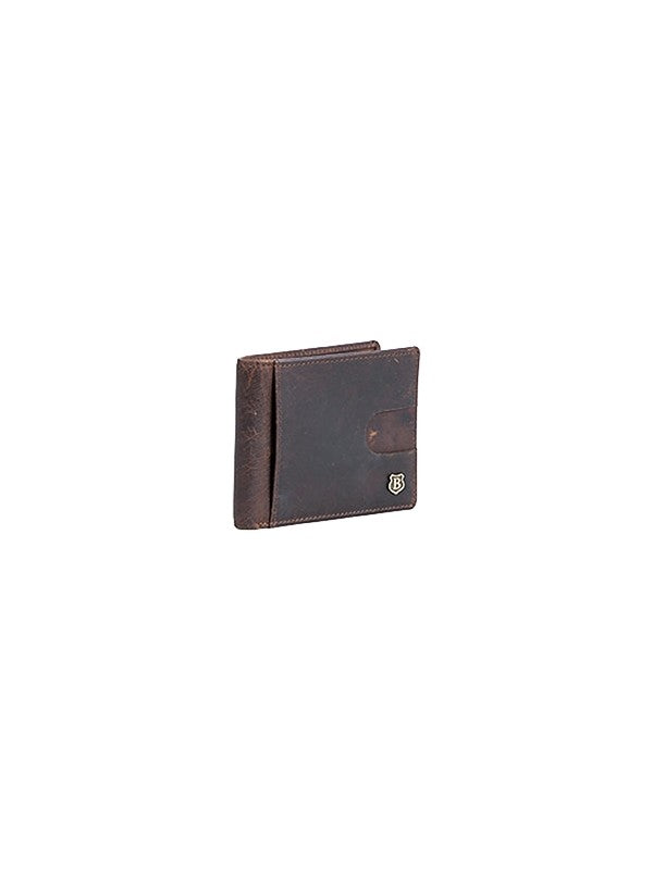 Busby Leather Ranch II Billfold | Brown