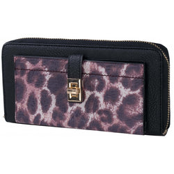 Pierre Cardin Spencer Purse | Leopard Print - KaryKase